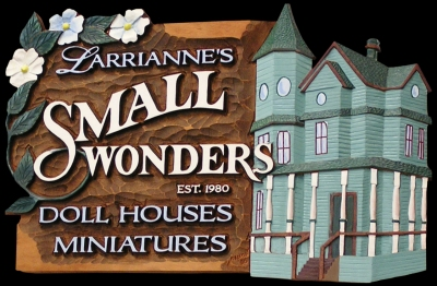 Larrianne's Small Wonders